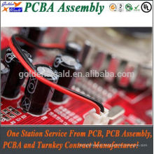 pcb relay board and LEDs with high quality fast pcb prototype usb charger pcb assembly